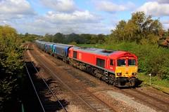66230 - 458D - 2018-04-26 (BillyGoat75) Tags: class66 66230 dbcargo freight dbs draxpowerstationimmingham newbarnetby northlincolnshire 458d