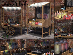 [IK] Candy Bar Poster ([InsurreKtion]) Tags: secondlife candybardeco decoration sweets party