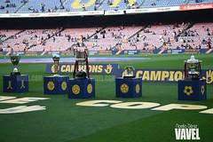 DSC_0691 (VAVEL España (www.vavel.com)) Tags: fcb barcelona barça blaugrana culé azulgrana villarreal submarino amarillo liga campeones pasillo iniesta fútbol primera