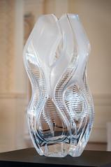 INDUSTRIEMAGNIFIQUE LALIQUE HADID-003a (MMARCZYK) Tags: france grandest alsace strasbourg 67 lindustrie magnifique lalique zaha hadid cristal vase art