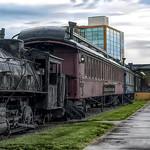 Photo#130-A Monument To Train Travel. thumbnail
