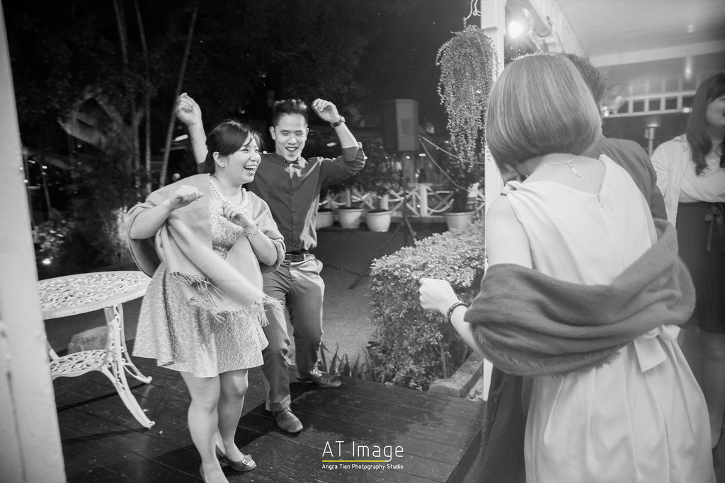 <婚攝> George & Tammy / 青青食尚花園會館