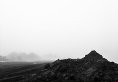 Foggy Construction Site 2 (michaelwalker19) Tags: