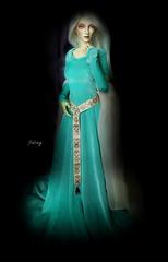 A Beautiful Shade of Blue (wizgerg3) Tags: dollshe ausley 26c ainsley