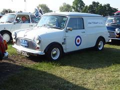 1973 Morris Mini Van (Neil's classics) Tags: vehicle 1973 morris mini van