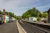 Grosmont station (shabbagaz) Tags: north yorkshire moors railway 2018 a65 alpha grosmont heritage history nymr shabbagazmay sony station steam train trains northyorkshiremoorsrailway england unitedkingdom