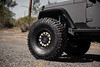 Black Rhino Arsenal on Jeep JK Wrangler - 10 (tswalloywheels1) Tags: textured matte black jeep jk jku wrangler lifted rhino arsenal sand military offroad off road truck suv aftermarket wheel wheels rim rims alloy alloys