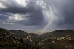 Landscapes in Teruel. (Andrés Gallego) Tags: aliaga allepuz central d750 teruel landscape rainbow rain arcoíris colours paisaje tamron 2470 2470mm nikon clouds nubes storm tormenta lluvia