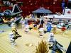 Journée difficile pour Sam et Sharky. (Veynom) Tags: lego brickpirate minifig starwars jawa stormtrooper