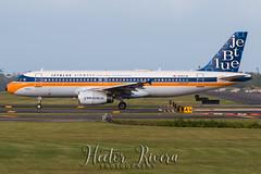 N763JB (Hector A Rivera Valentin) Tags: jetblue n763jb new york international livery special colors san juan sju tjsj airport
