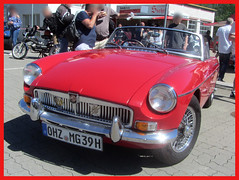 MG MGB (v8dub) Tags: mg mgb b allemagne deutschland germany niedersachsen debstedt british roadster pkw voiture car wagen worldcars auto automobile automotive old oldtimer oldcar klassik classic collector