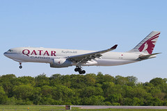 A7-AFZ Airbus A330-243F Qatar Airways Cargo (LXKARL) Tags: cn1406 a330243f luxembourgfindel a7afz airbus ellxlux qatarairwayscargo