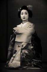 Kyomai, Kyoto style dance (小川 Ogawasan) Tags: japan japon culture tradition ogawasan