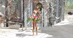 irrISIStible SPRING WIND MESH OUTFIT (sequaneresident1) Tags: irrisistible