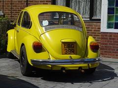 1976 Volkswagen Beetle 1200 (Neil's classics) Tags: vehicle 1976 volkswagen beetle 1200 vw
