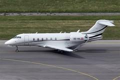 Avcon Jet AG Bombardier Challenger 350 OE-HIL (c/n 20698) (Manfred Saitz) Tags: vienna airport schwechat vie loww flughafen wien avcon jet bombardier canadair challenger 350 cl35 oehil oereg