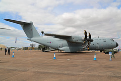 ZM401 Airbus A400M Atlas C1 Royal Air Force RAF Fairford RIAT 14th July 2017 (michael_hibbins) Tags: zm401 airbus a400m atlas c1 royal air force raf fairford riat 14th july 2017 uk british aircraft aviation aeroplane aerospace airplane aero airshow military transport strategic cargo freighter freight defence
