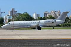 Private / Embraer ERJ-135BJ Legacy 600 / XA-RWS at TJSJ (Angel Moreno Photography) Tags: private embraererj135bjlegacy600 xarws tjsj airport airplane plane aircraft beautiful planespotting legacy embraer
