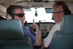 Flying with Shane (Stuart Borrett) Tags: elpaso family lipson texas fly usa slwb plane