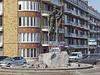 Escultura Los Saltadores Les échasseurs plaza Arthur Masson escultor Guy Leclercq 1998 Namur Belgica 02 (Rafael Gomez - http://micamara.es) Tags: escultura los saltadores les échasseurs plaza arthur masson escultor guy leclercq 1998 namur belgica valonia bélgica