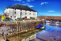 Dunbar 21 April 2018 00504.jpg (JamesPDeans.co.uk) Tags: landscape printsforsale lh437 northsea fishingboatregistrations hdr britain dunbar lh4 leithlh landscapeforwalls jamespdeansphotography uk digitaldownloadsforlicence forthemanwhohaseverything eastlothian gb greatbritain industry transporttransportinfrastructure water lobsterpots lowtide fishingindustry shore fishingboats boats ships harbour scotland wwwjamespdeanscouk objects firthofforth reflection camera ropes unitedkingdom lothian coast sea europe