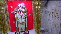 Ghanshyam Maharaj Sandhya Darshan on Wed 02 May 2018 (bhujmandir) Tags: ghanshyam maharaj swaminarayan dev hari bhagvan bhagwan bhuj mandir temple daily darshan swami narayan sandhya