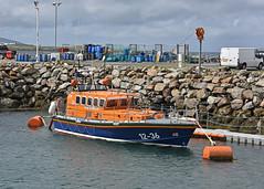 RNLB The Royal Thames. (Harleynik Rides Again.) Tags: lifeboat isleofharris leverburgh sea outerhebrides scotland harleynikridesagain