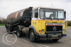 E670LYT SEDDON ATKINSON 3-11 (Mark Schofield @ JB Schofield) Tags: jim taylor transport road commercial vehicle lorry truck wagon tipper tanker artic eight wheeler haulage contractor bulk haulier tractor unit