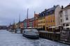 Frozen Harbour (Aurélien Anne Photography) Tags: nyhavn copenhague copenhagen kobenhavn port harbour ice glace cold froid boat bateau eau