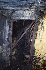 DSC_6846 (PorkkalaSotilastukikohta1944-1956) Tags: bunkkeri bunker soviet neuvostoliitto degerby inkoo suomi finland porkkala porkkalanparenteesi porkkalanparenteesibunkkeri exploring bunkerexploring adfs adfsbunker adfsbunkkeri abandoned hylätty