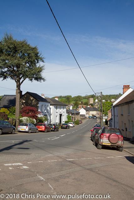 Briton Street, Bampton, Devon