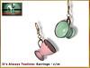 Bliensen - It's always teatime - earrings (Plurabelle Laszlo of Bliensen + MaiTai) Tags: shoes pumps highheels maitreya belleza slink earrings teacup tea aliceinwonderland enchantment fantasy jewelry secondlife sl bliensen