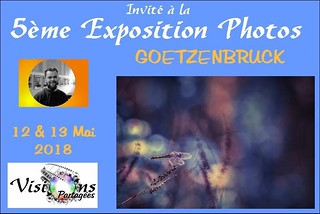 Exposition photo à Goetzenbruck