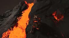 God of War_20180508215037 (Livid Lazan) Tags: god war playstation kratos atreus norde nordic mountains sony santamonica ps4 leviathan axe armor videogame game cinematic warrior fighter dad father son journey myth thor baldur norse mythology odin allfather greek anicent viking snow ice gow troll werewolf glory violence scenery mimir frozen midgard alfheim muspelheim ancient gods blades chaos
