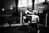 26109 - Hook (Diego Rosato) Tags: boxe boxing pugilato boxelatina bianconero blackwhite nikon d700 2470mm tamron rawtherapee hook punch pugno gancio reunion