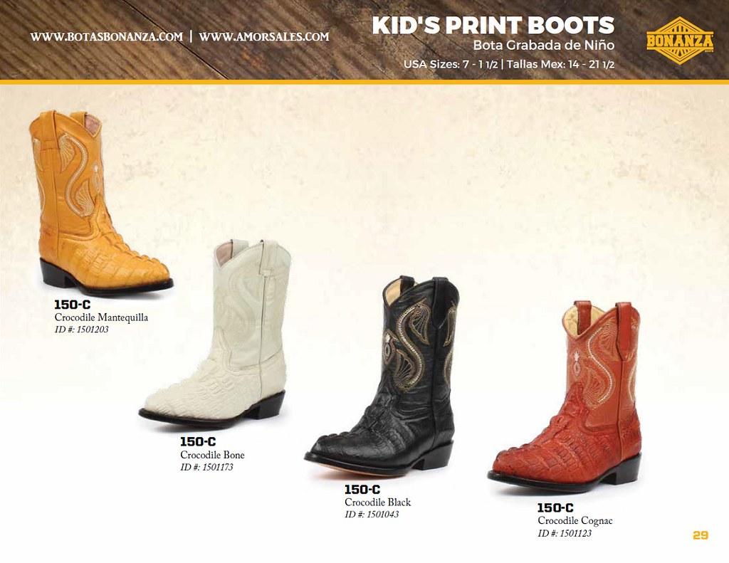 dc1e71c5d98 Catalogo Amor Sales Bonanza Western Boots Vol 4 Botas Vaqueras_Page_29 (Amor  Sales®) Tags