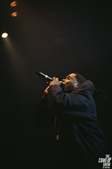 Jay Electronica (thecomeupshow) Tags: jayelectronica seanleon thecomeupshow toronto tcus danforthmusichall photography rap hiphop music