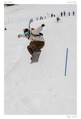Sports d'hiver (BerColly) Tags: france auvergne puydedome superbesse sancy hiver winter sports snow neige jump saut bercolly google flickr