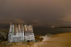 Casa varadero i cap (rubenzmata) Tags: formentera balears isla island mediterraneo mediterranean night dark nocturna