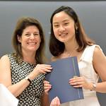 Honors in Psychology: Yiwei Zhang