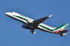 EI-RDL  FCO (airlines470) Tags: msn 345 erj175std erj175 alitalia cityliner fco airport eirdl