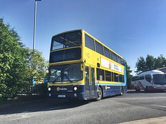 Dublin Bus AV337 (03-D-50337) (Jack Keegan Transport Photography) Tags: alx400 volvo b7tl av av337 39a 03d50337 harristown garage