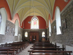 Looking back at where we entered the church (debstromquist) Tags: stkevinschurch catholicchurches gothic glencree countywicklow ireland 1860
