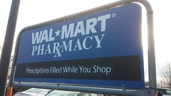 Wal-Mart Pharmacy Cart Corral (Retail Retell) Tags: olive branch ms walmart goodman road i22 hwy 78 craft desoto county retail project impact remodel classic decor remnants black 20 22 exterior repaint