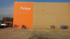 Pickup Corner (Retail Retell) Tags: olive branch ms walmart goodman road i22 hwy 78 craft desoto county retail project impact remodel classic decor remnants black 20 22 exterior repaint