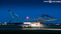 Eurofighter Typhoon FGR4 ZK317 '317'