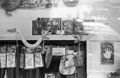 Tissue Dragons. Chinatown, NYC. (setpower1) Tags: newyorkcity nyc bw leicam4 kodaktrix kodakd76 35mmfilm vintagefilmcamera bwyellowsc022filter epsonv550 leica50mmf2summicron chinatown