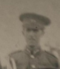 Private(?) W Pinder, 1917 (Humber Museums Partnership) Tags: ww1 east riding yeomanry yorkshire world war one military army soldier portrait history