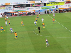 MansfieldTown-BlackburnRovers16 (lysaker) Tags: mansfieldtown blackburnrovers blackburn mansfield notts nottinghamshire football leaguecup