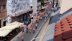 Zagreb Orange Bike Run (garethtrooper) Tags: orangebike bike cycling biciklijada